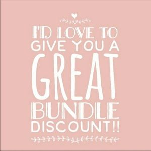 Great Bundle Discounts!!!